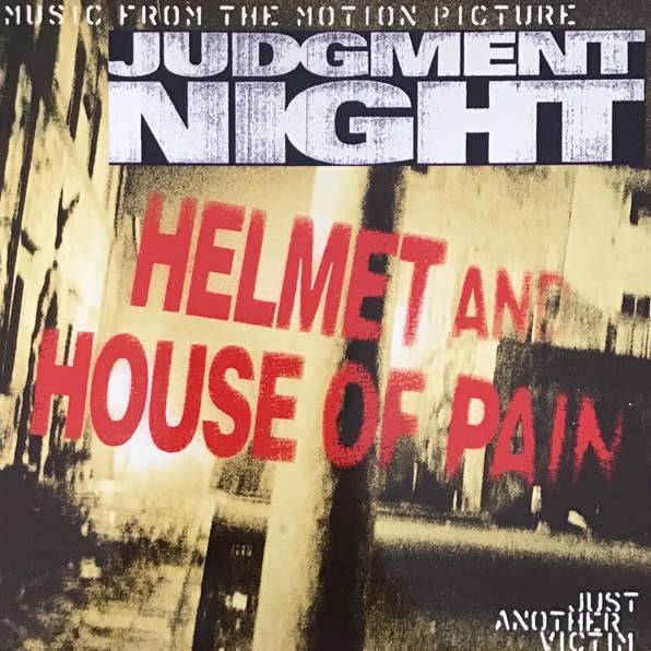 HELMET & HOUSE OF PAIN - Just Another Victim - Maxi 45T