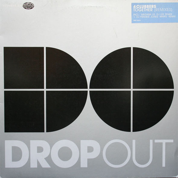 4 CLUBBERS - Together (Remixes) - Maxi 45T