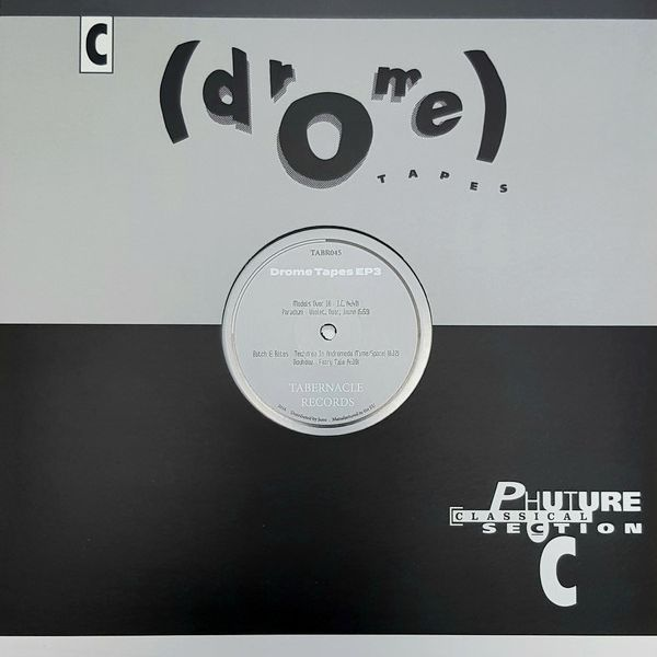 Various Drome Tapes EP3 - Phuture Classical Section C