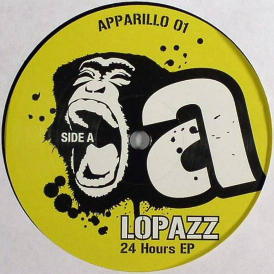 Lopazz 24 Hours EP