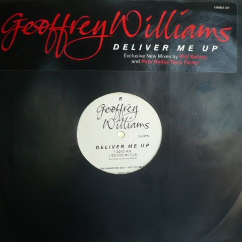 Geoffrey Williams Deliver Me Up