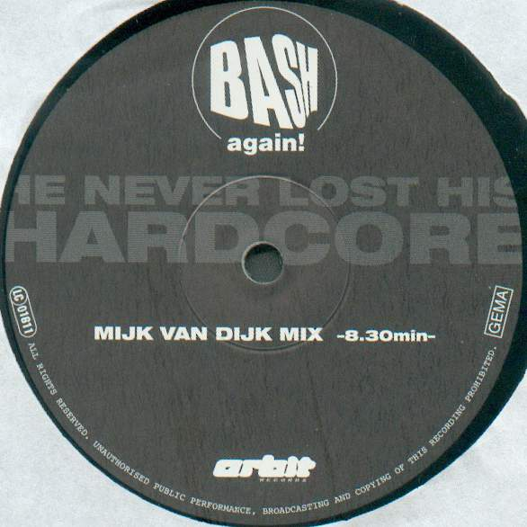 N.R.G. He Never Lost His Hardcore (The '99 Remixes)