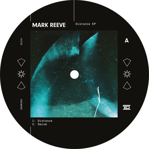 MARK REEVE - Distance EP - Maxi 45T