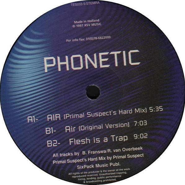Phonetic Air