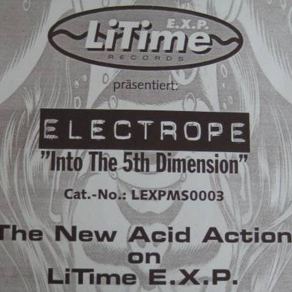 Electrope Waves Of Acid / Into The 5th Dimension
