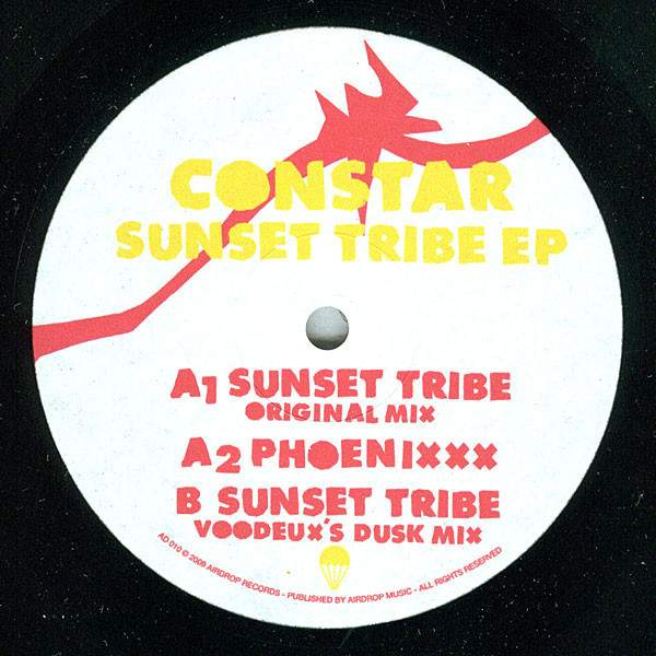 Constar Sunset Tribe EP