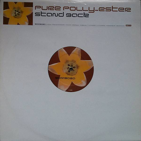 PURE POLLY_ESTHER - Stand Back - 12 inch 45 rpm