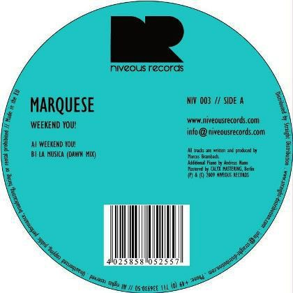 Marquese Weekend You
