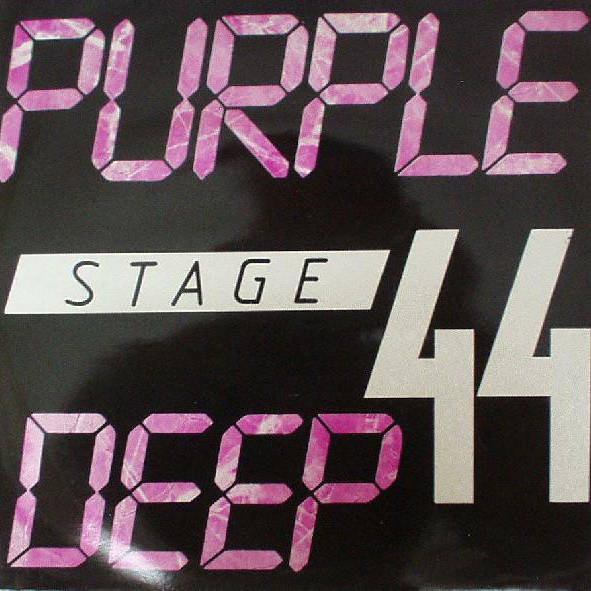 PURPLE DEEP - Stage 44 - Maxi 45T