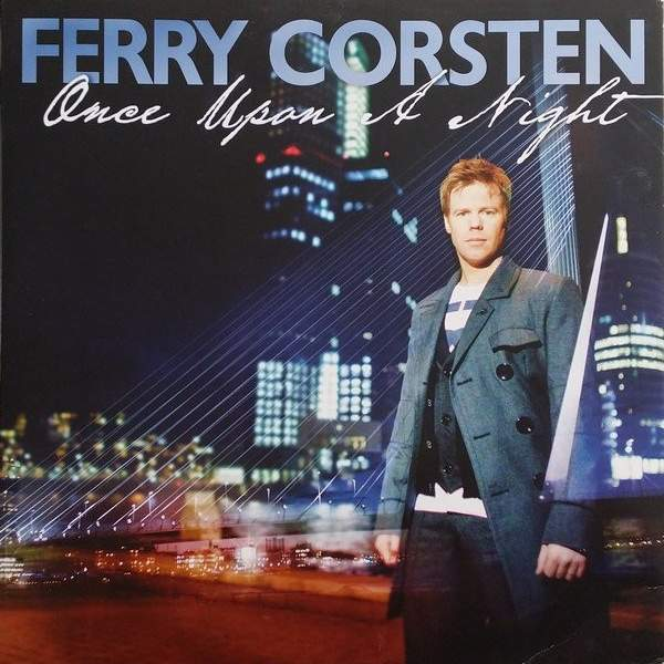FERRY CORSTEN - Once Upon A Night - LP x 2