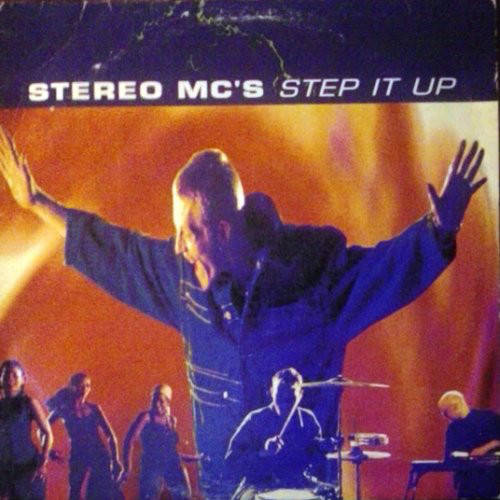 STEREO MC'S - Step It Up - Maxi 45T