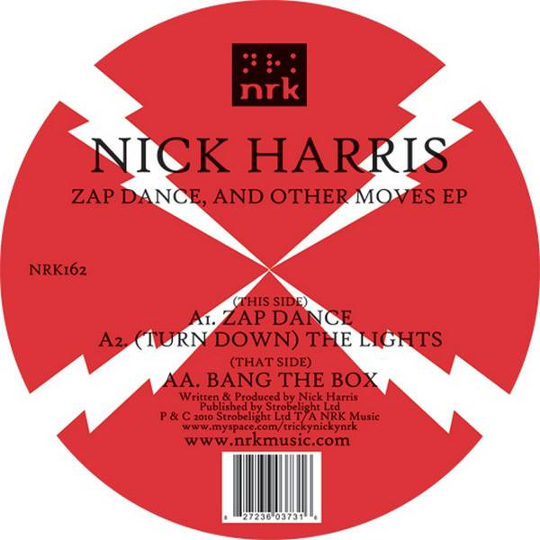 Nick Harris Zap & Other Dance Moves EP