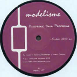ELECTRONIC DATA PROCESSING - Studio 3:00 AM - Maxi 45T