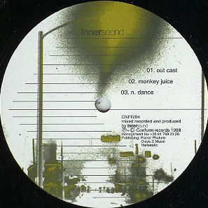 INNERSOUND - Out Cast - Maxi 45T