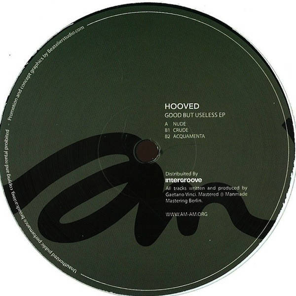 Hooved Good But Useless EP
