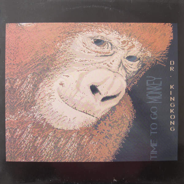 DR. KINGKONG - Time To Go Monkey - Maxi 45T