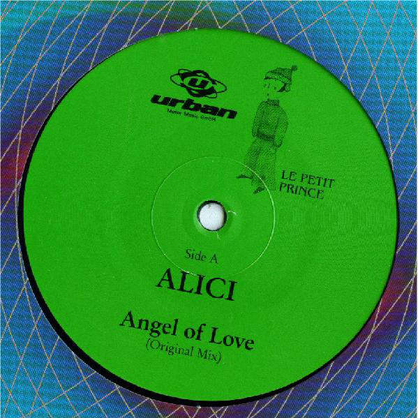 ALICI - Angel Of Love - Maxi 45T