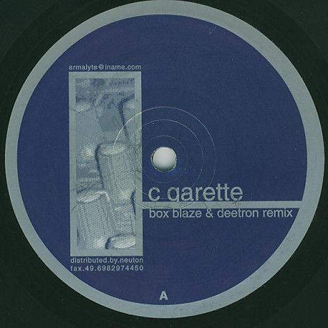 C. Garette Collected Congas EP