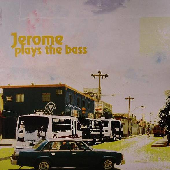 Jerome Plays The Bass U Can't Touch This