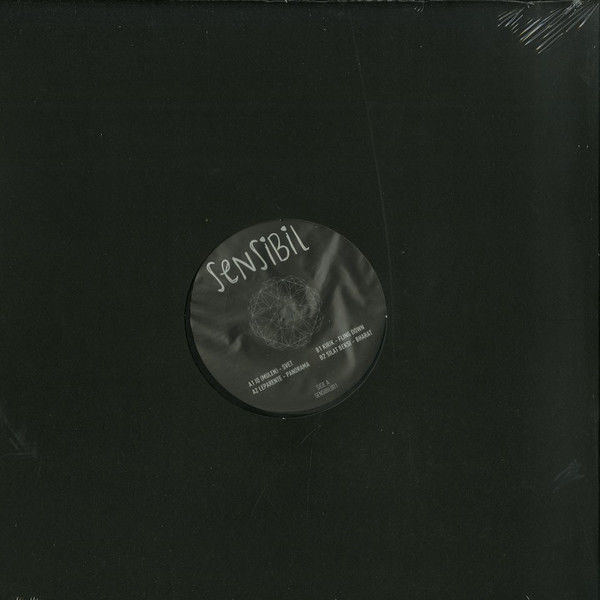 VARIOUS - Untitled - Maxi 45T
