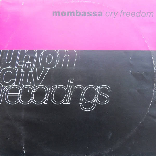 MOMBASSA - Cry Freedom - Maxi 45T