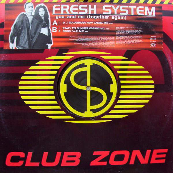 Fresh System You And Me (Together Again)