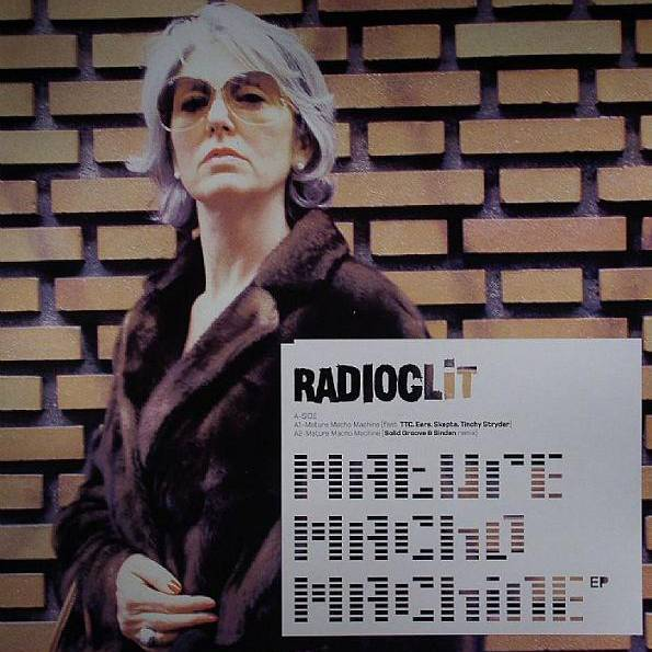 Radioclit Mature Macho Machine EP