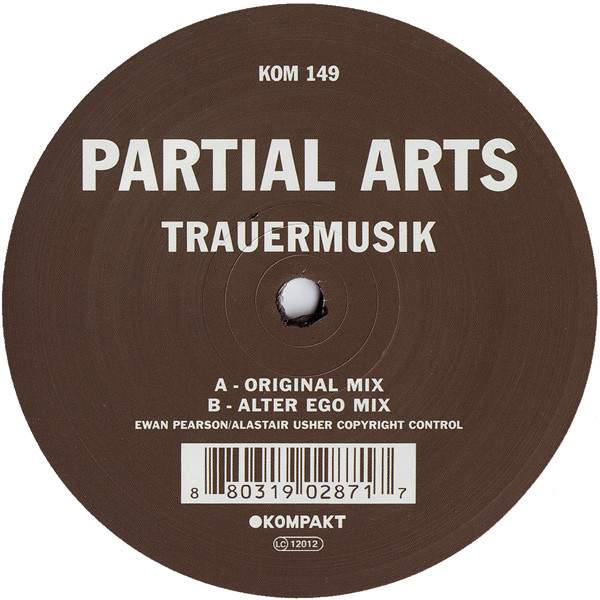 Partial Arts Trauermusik