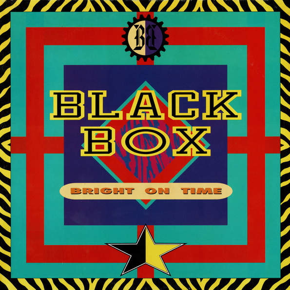 BLACK BOX - Bright On Time - Maxi 45T