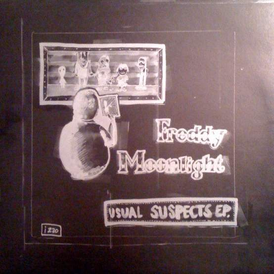Freddy Moonlight Usual Suspects EP